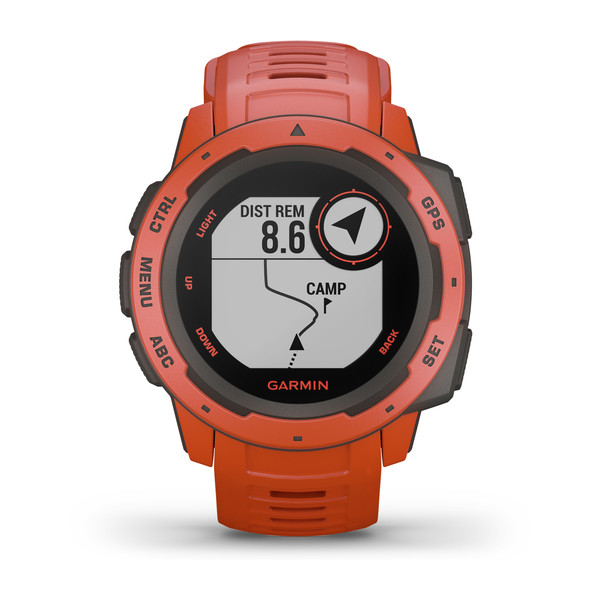 OROLOGIO GPS GARMIN INSTINCT SMARTWATCH 010-02064-02 flame red.jpg